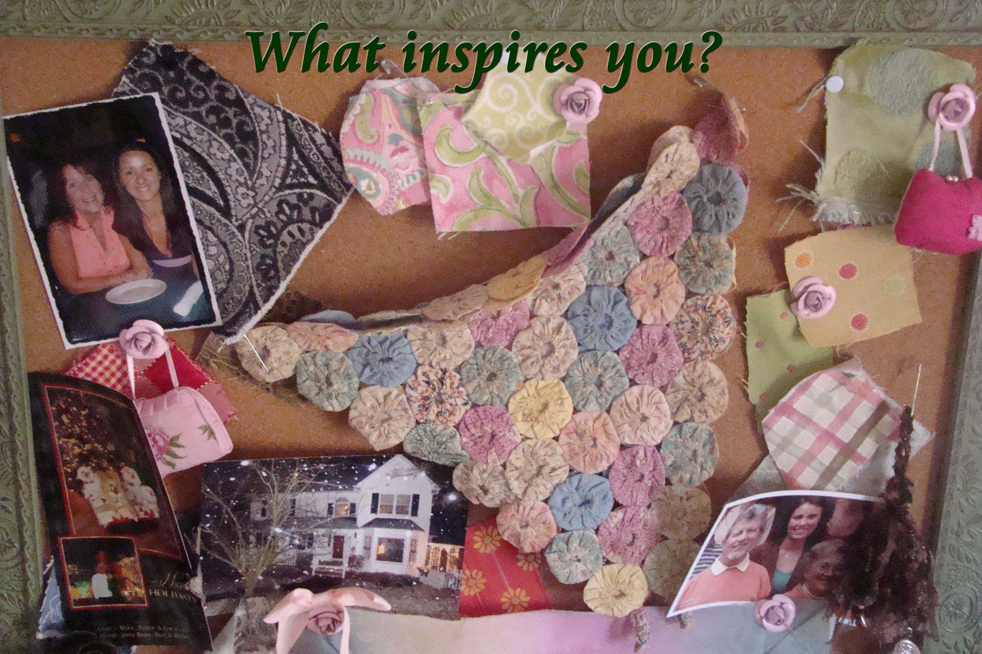 what inspires you all things heart and home inspiration notebook blog 122