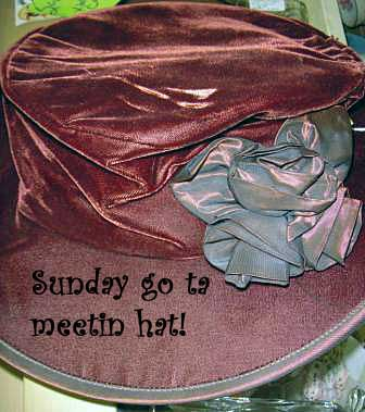 sunday-go-ta-mettin-hat