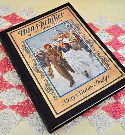 hans-brinker-1930s-book